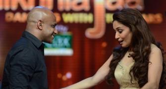 Sanath Jayasuriya: Dancing with Madhuri