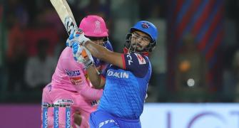 IPL: Delhi finish with win, crush RR's play-off hopes