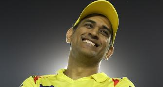 Brand Dhoni pads up for new innings