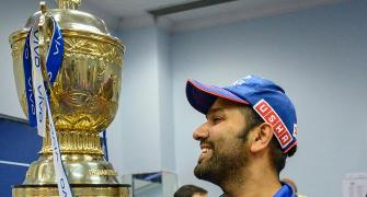 Secret of MI captain Rohit's IPL success is out...