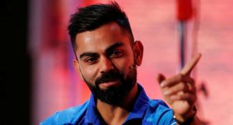 WATCH! Kohli speaks on India-Pakistan frenzy