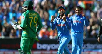 Sports and politics to mix again in Indo-Pak clash