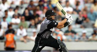 Red-hot Taylor could outshine Williamson at World Cup