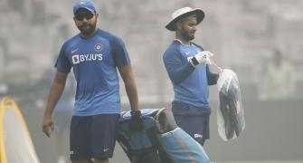 India to battle it out against Bangladesh in toxic Delhi