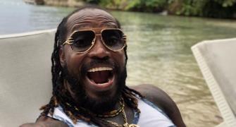 Chris Gayle lashes out at airline