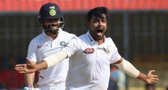 Bangladesh pacer Jayed inspired by Shami