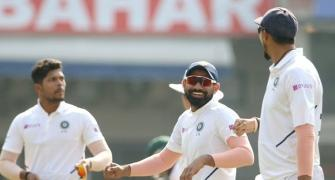 'Indian pacers make world cricket exciting'
