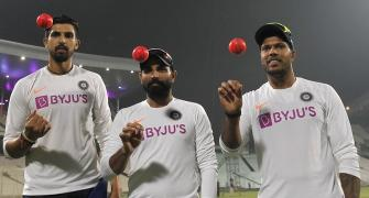 Ganguly wants India to play pink-ball Tests in all series