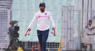 Shouldn't take more than five weeks to recover: Saha