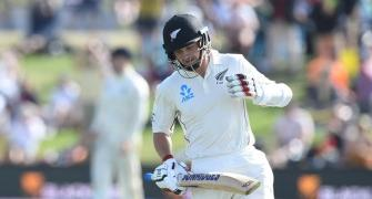 Watling ton helps NZ to lead over England