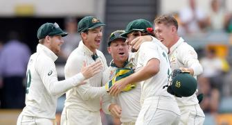 Azam's ton in vain; Aus beat Pak by innings