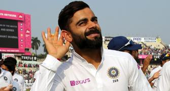 Sledging is not going to worry Kohli: Waugh warns
