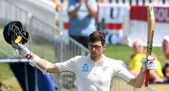 Santner's new zeal has England reeling