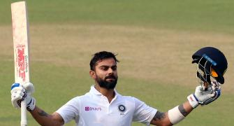 ICC Test rankings: Kohli closes in on top-ranked Smith