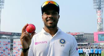 Umesh reveals the secret of his success in Tests