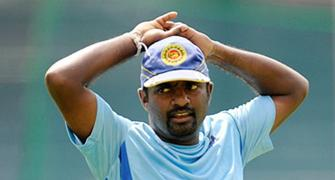Spin king Muralitharan to be governor of Lankan province
