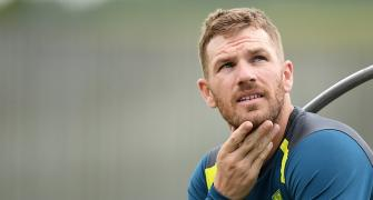 Finch ready to play cricket in empty stadium