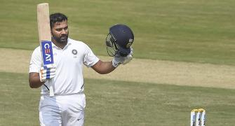 ICC Rankings: Rohit makes big leap after Vizag heroics