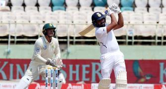 World record 36 sixes hit during Vizag Test!