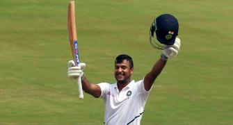 Here's what spurred Agarwal's double ton in Vizag