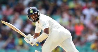 Pujara defends timing of declaration