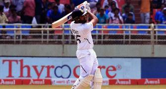 Rohit's mantra for success as Test opener