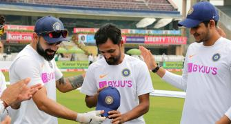 Nadeem rewarded for first-class consistency