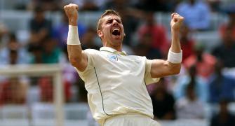 Nortje acknowledges improved bowling effort