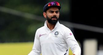 Don't know what's going to happen on resumption: Kohli