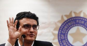Please ask Dhoni: Ganguly on his participation in T20 WC