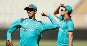 Why Aus skipper is backing Agar to become T20 'finisher'