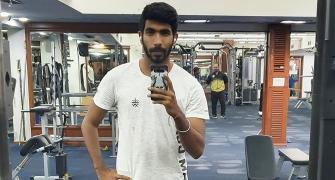 Bumrah drops hint about his return