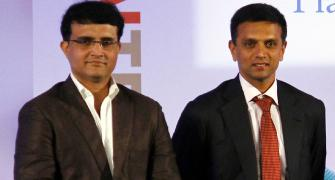 Will the Ganguly-Dravid partnership transform NCA?