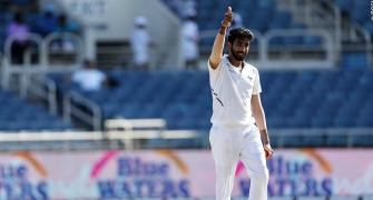 Hat-trick man Bumrah earns high praise from Windies