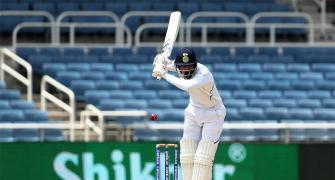 Rahul dropped, Gill gets call-up for SA Test series