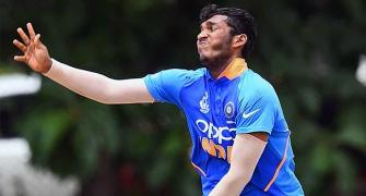India U-19 hero dedicates winning show to late father