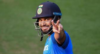 Lara reckons 'responsible' Pant is India's No 1 keeper