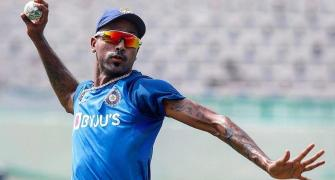 Fit-again Hardik, Dhawan to play in DY Patil T20