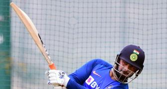 'I am really worried for Rishabh Pant'