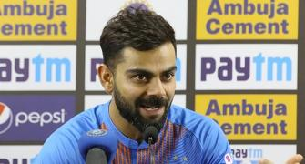 No risk, no gain: Kohli's mantra heading into World T20