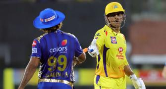 Dhoni reigns vs Malinga in IPL battles