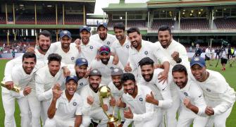 Current Test team India's best ever: Gavaskar