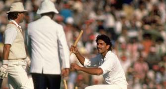Throwback: Shastri's dream run at 1985 World C'ship
