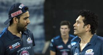 Rohit Sharma reveals his best five moments with Sachin