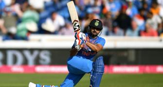 Why Army officer's son Suresh Raina took to cricket...
