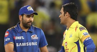 See you at the toss on September 19: Rohit to Dhoni