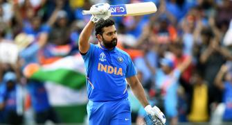 SEE: Rohit's virtual hug for fans after Khel Ratna