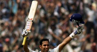 VVS on how Chauhan helped India win 2001 Eden Test