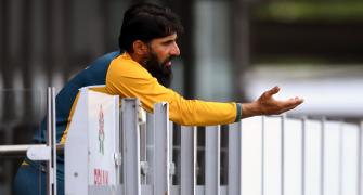 I don't care about what critics say: Misbah