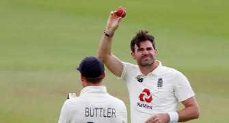 Factfile: England's leading Test wicket-taker Anderson
